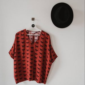 J LABEL top Rathi jlabel_KOKOTOKO duurzame kleding