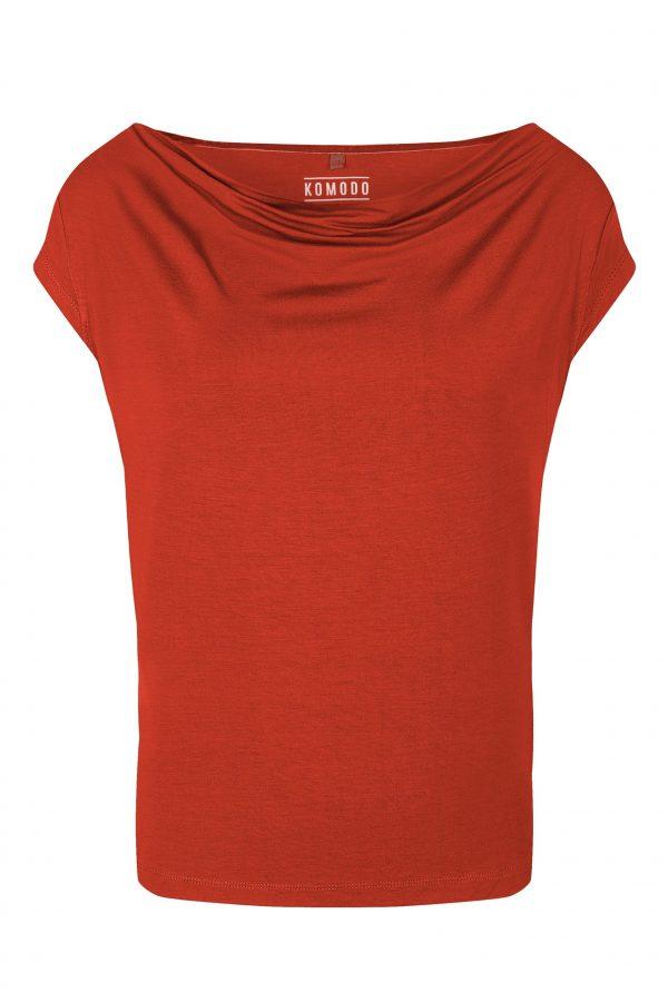 Komodo Sensa top kleur Pepper_KOKOTOKO duurzame kleding