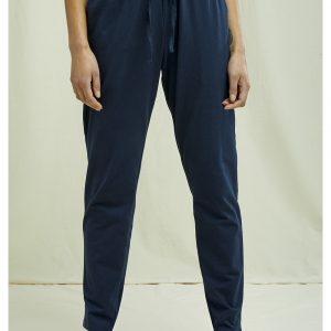 People Tree broek Sasha Trousers kleur Navy_KOKOTOKO duurzame kleding