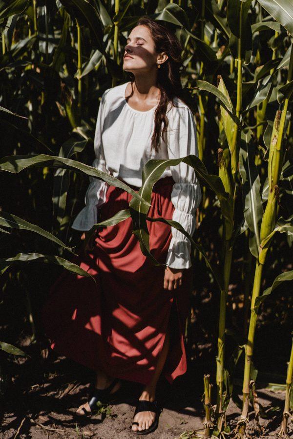 J LABEL Gurdeep Rok Berry_KOKOTOKO duurzame kleding