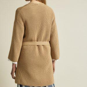 Lanius vest Lange Strickjacke_KOKOTOKO duurzame kleding