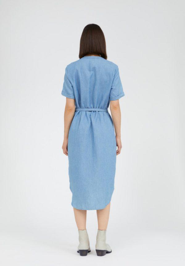 Armedangels Maare jurk_KOKOTOKO duurzame kleding