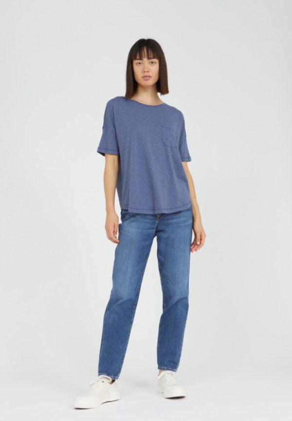 Armedangels t-shirt Melinaa_KOKOTOKO duurzame kleding