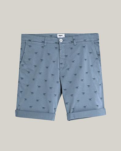 Brava Fabrics korte broek Japanese Sky shorts_KOKOTOKO duurzame kleding