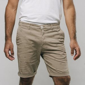 Brava Fabrics korte broek Tuk Tuk Race shorts Oosterstraat Groningen duurzame kleding fair fashion happy stuff