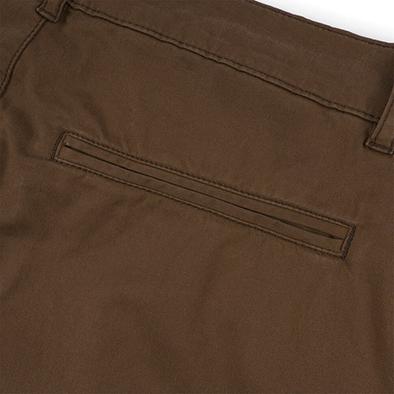 Bleed Chino Shorts Brown_KOKOTOKO duurzame kleding