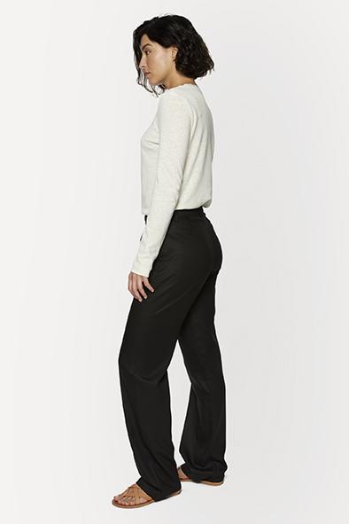 Charliemary Stella trousers Black _ KOKOTOKO duurzame kleding Groningen